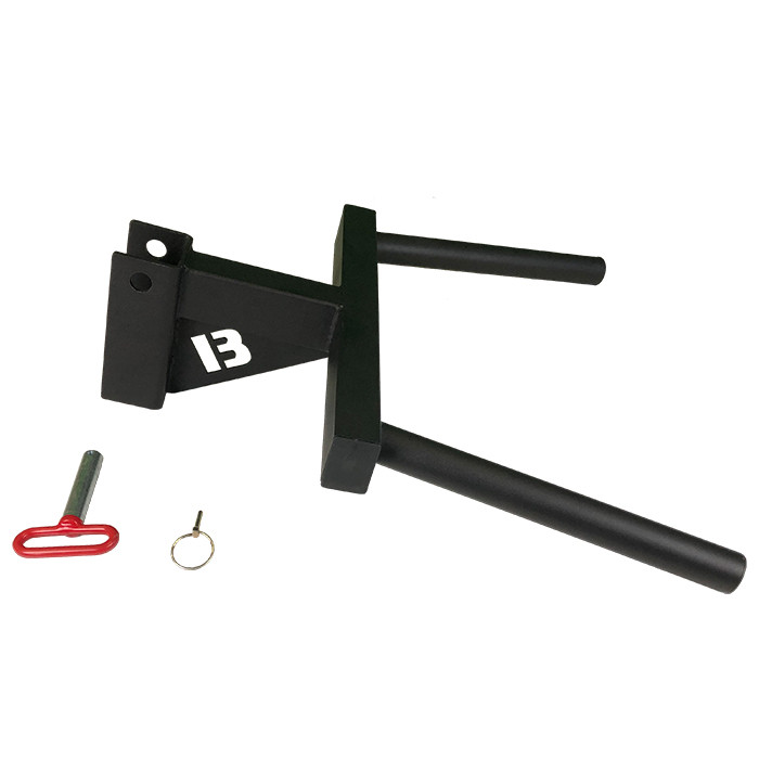 dip bar attachment for power rack