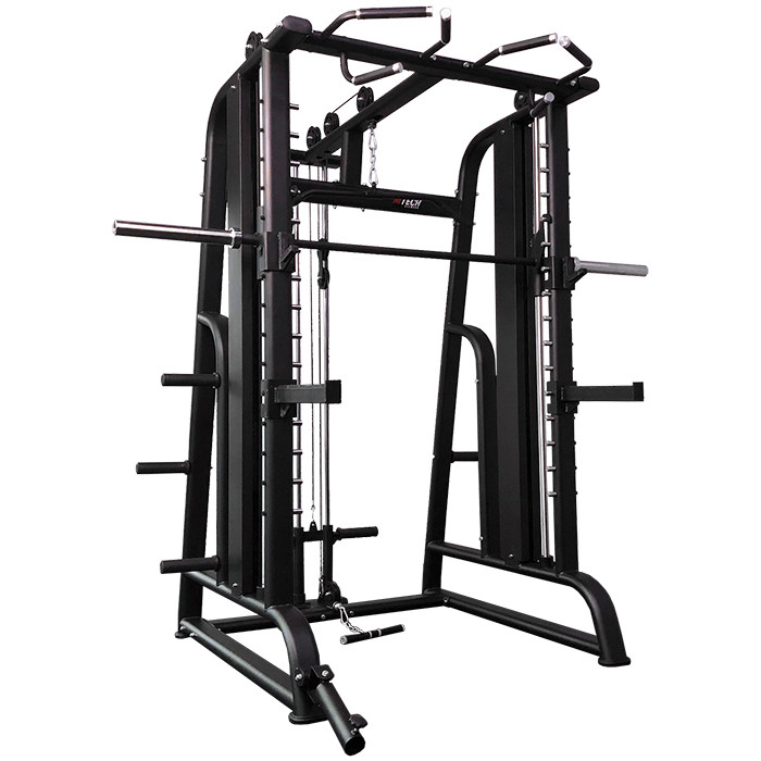 Home Gym Counterbalanced Smith Machine by MTech