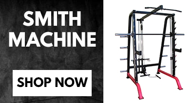 BRONSON Smith machine power rack lat pull down attachment row squat