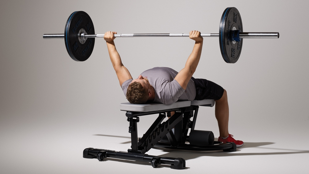 Weight bench for home use