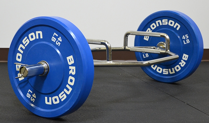 bronson trap bar deadlift