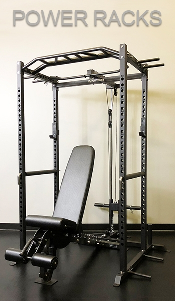 bronson power rack pr01